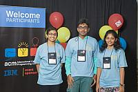 ANITS Team from Dept of CSE at ICPC World Final, Russia